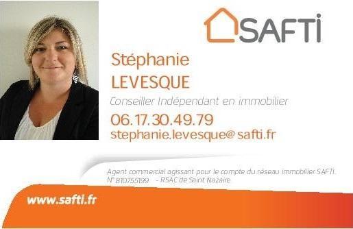 SAFTI - Stéphanie Levesque