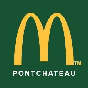 Logo mcdonald s pontchateau